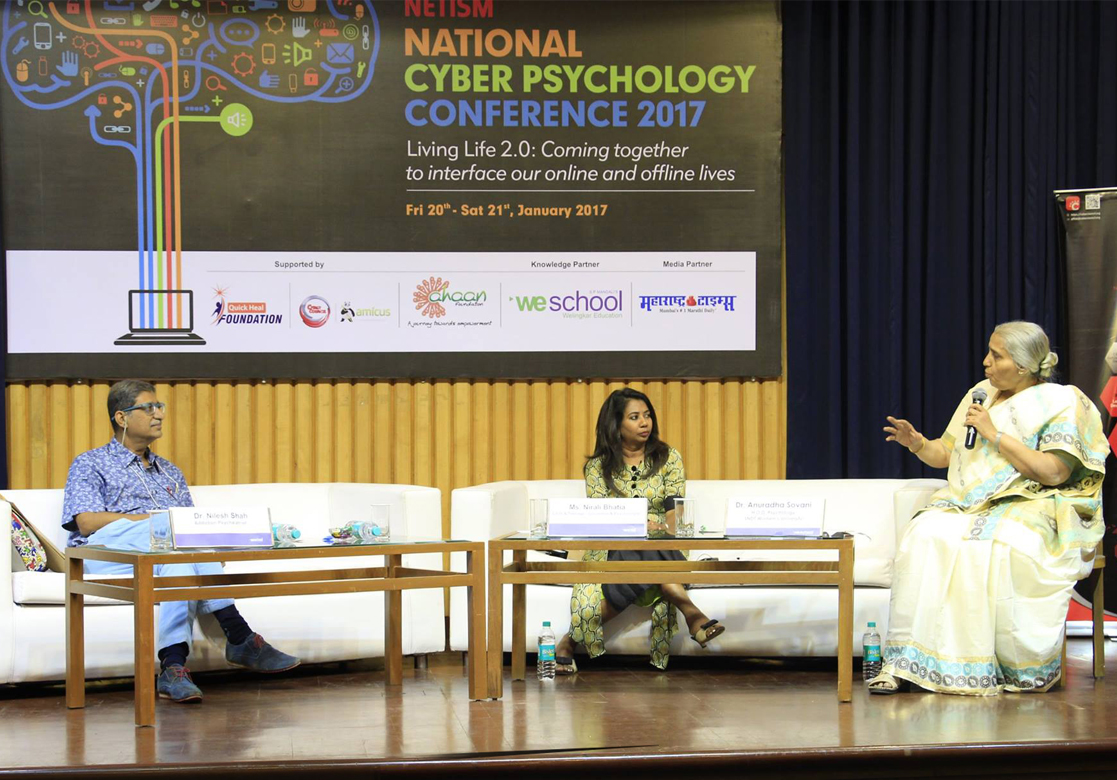 Panelist at National Cyber Psychology Conference