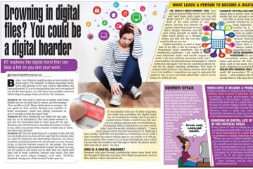 Digital Hoarding – When it becomes a problem?