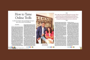 How to Tame Online Trolls