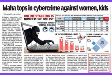 Psyche of cyber criminals